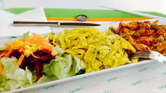 Saute & Salads