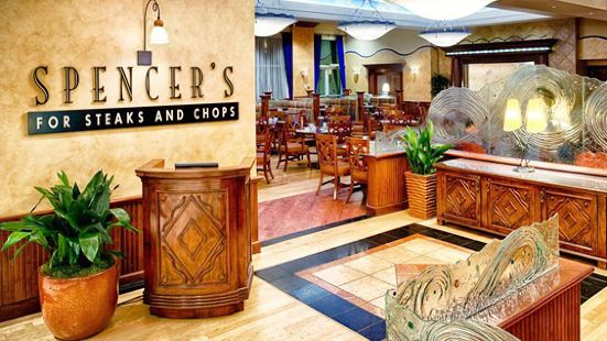 Spencer's for Steaks and Chops - Hilton Airport Seattle