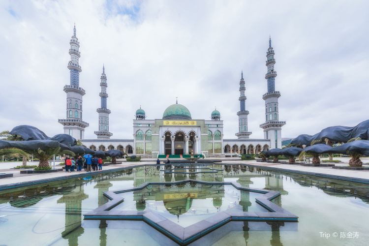 The Grand Mosque of Shadian3