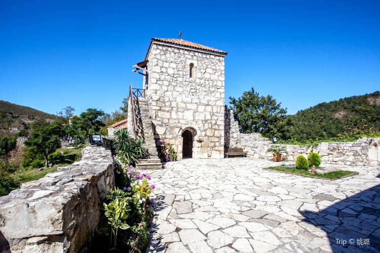 Motsameta修道院2