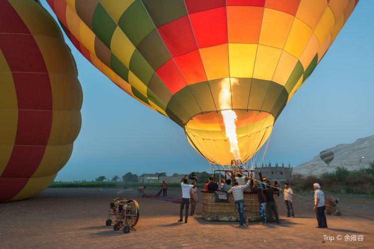盧克索熱氣球2