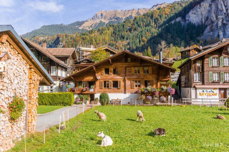 Lauterbrunnen Village4