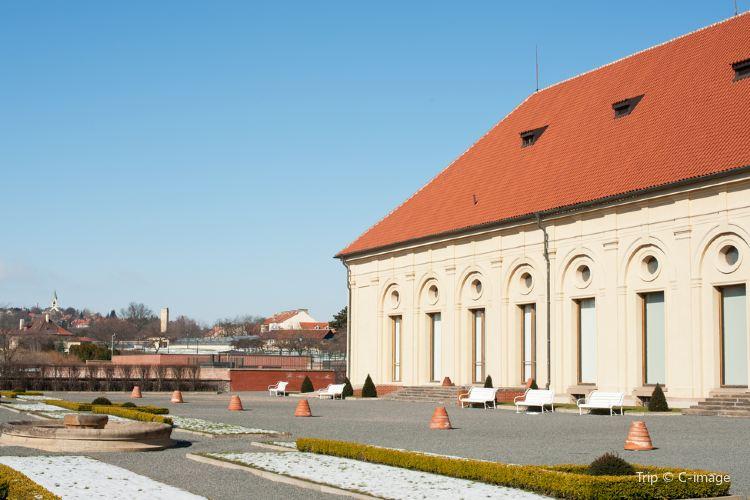 Prague Castle Riding Schoo1