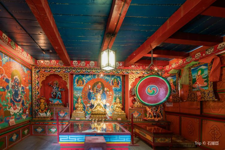 Zhuo Ke Ji Tusi Official Manor Cultural and Tourist Scenic Area2