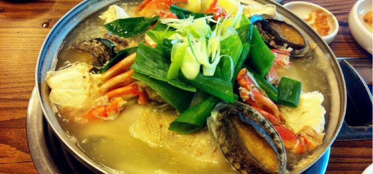 韓式餐廳1