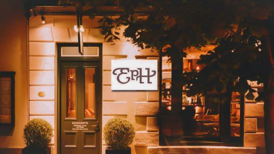 Eichardt's Bar at Eichardt's Private Hotel