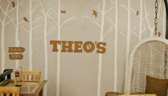 Theo's Baked + Brewed