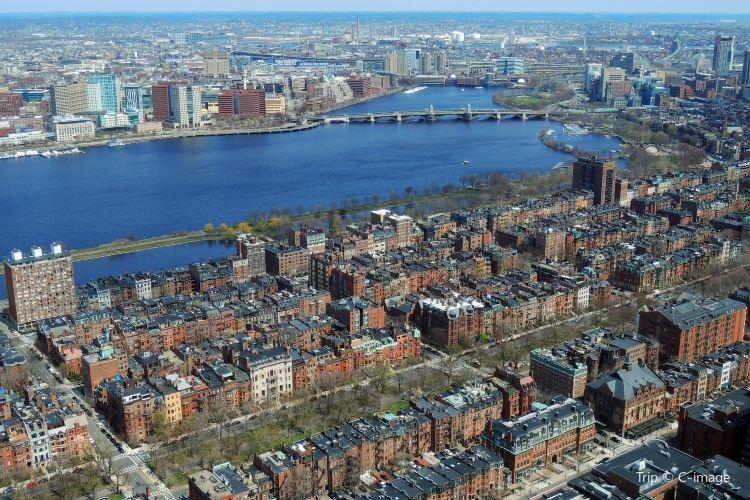 波士頓空中漫步觀景台3
