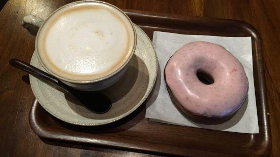 Doughnut Cafe Nicotto & Mam