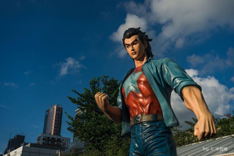 Hong Kong Avenue of Comic Stars2
