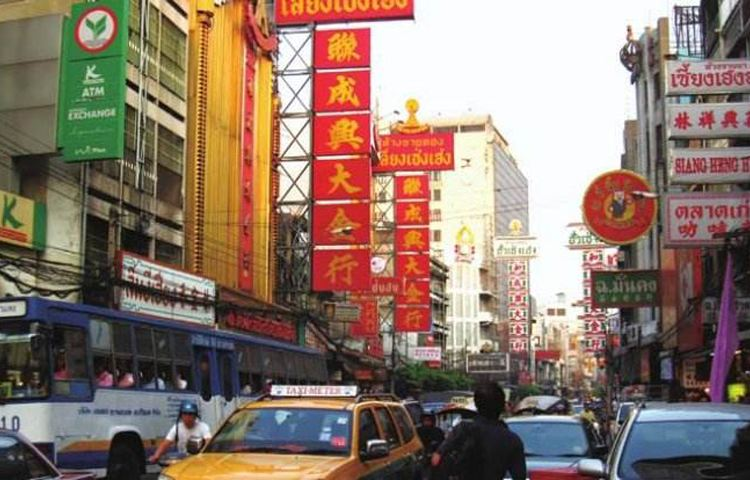 Ho Chi Minh's China Town2
