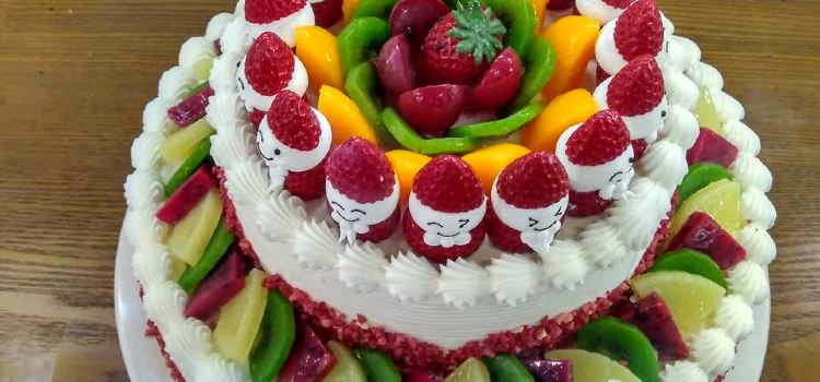 麥尚蛋糕(城北店)1