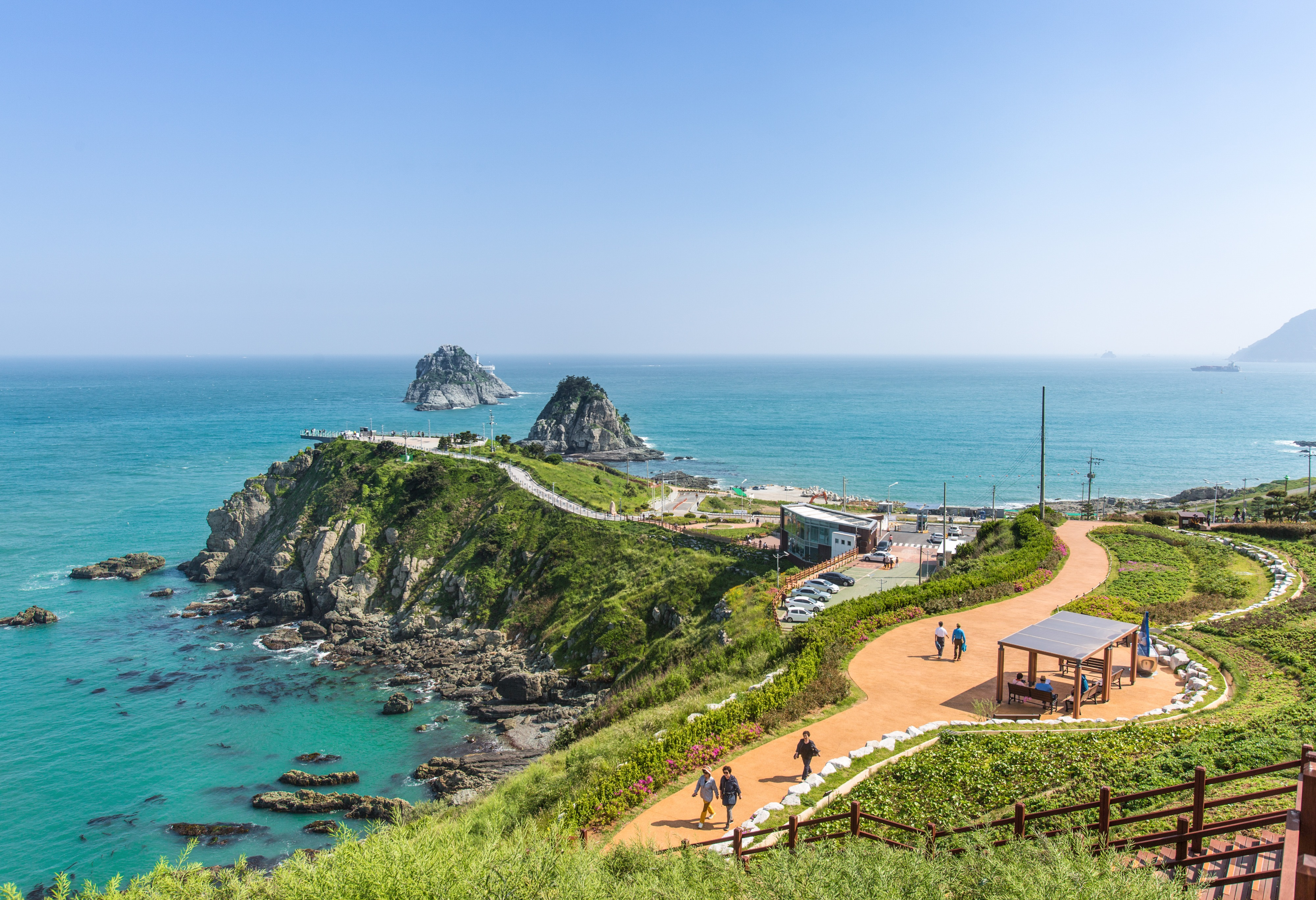 Oryukdo Island travel guidebook –must visit attractions in Busan – Oryukdo  Island nearby recommendation – Trip.com