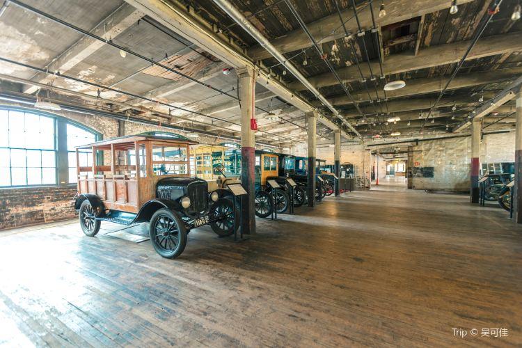 福特汽車博物館2