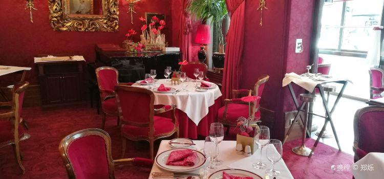 Restaurant Rote Bar1