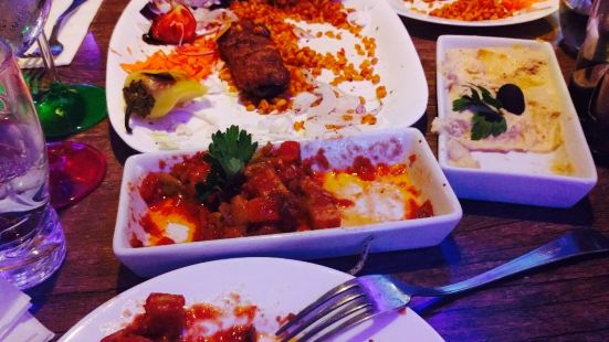 Turkish Restaurant Delight