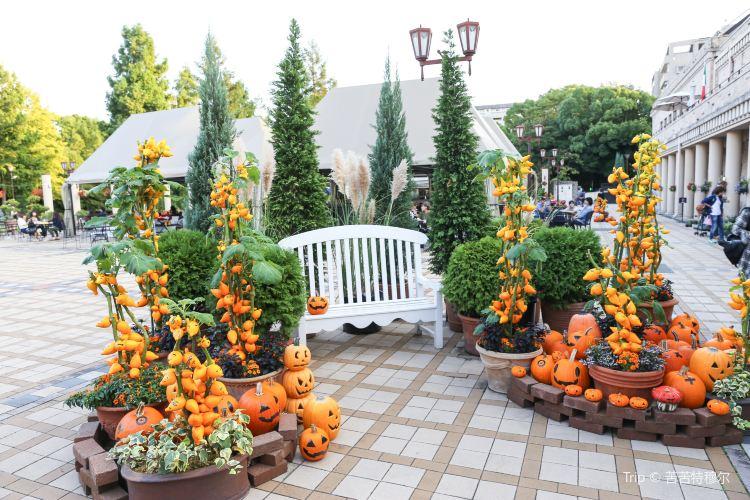 Hisaya-odori Garden Flarie1