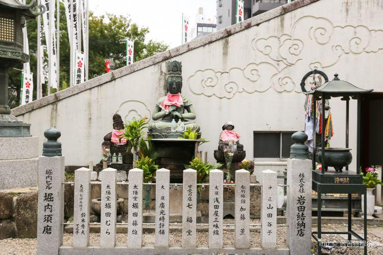 Arako Kannon Temple1