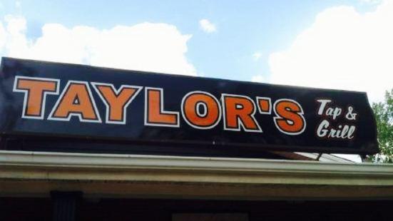 Taylors Tap & Grill