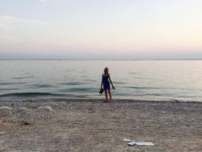 Al Corno Beach