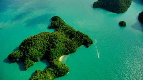 Beras Basah Island