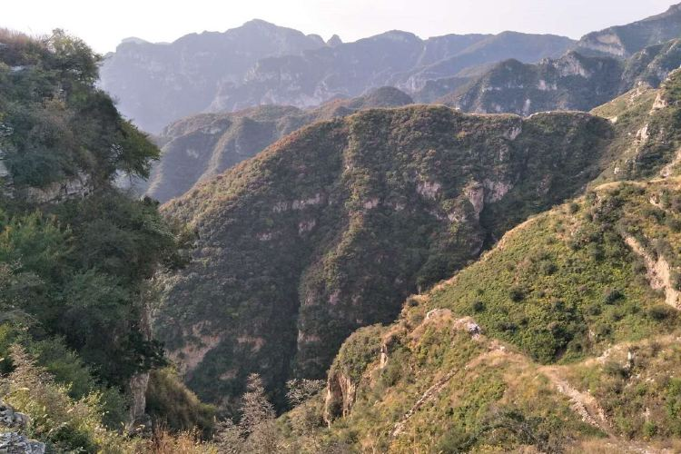 Qianfu Mountain Forest Park3
