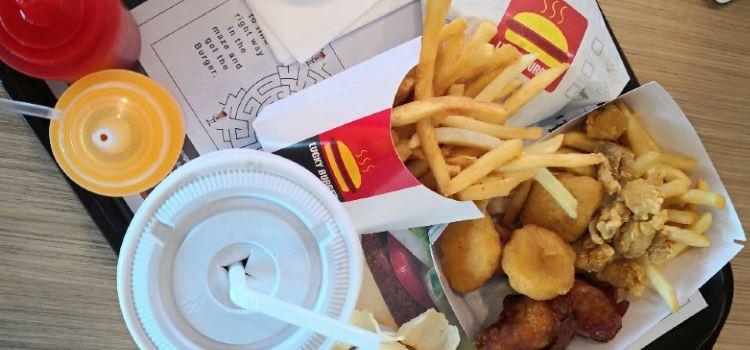 Lucky Burger1