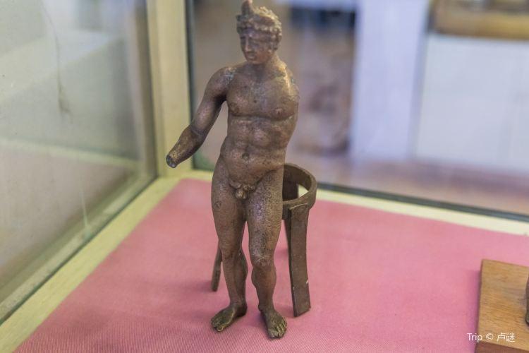 ヨルダン考古学博物館4