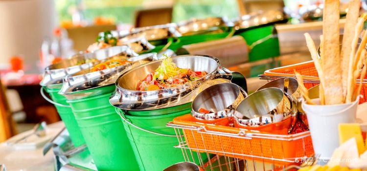 香格里拉大酒店怡咖啡自助餐廳2