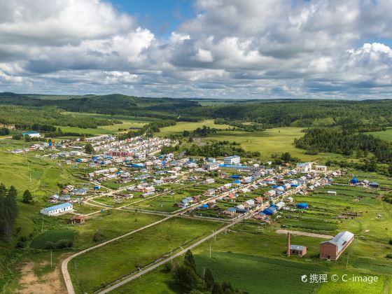 Elunchun Ethnic Country