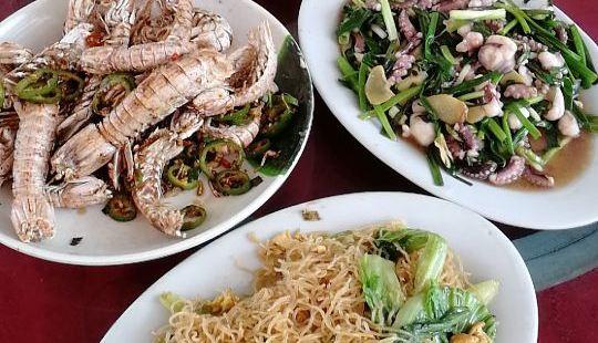下川島穀記海鮮餐廳