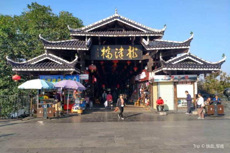 Longjin Covered Bridge1