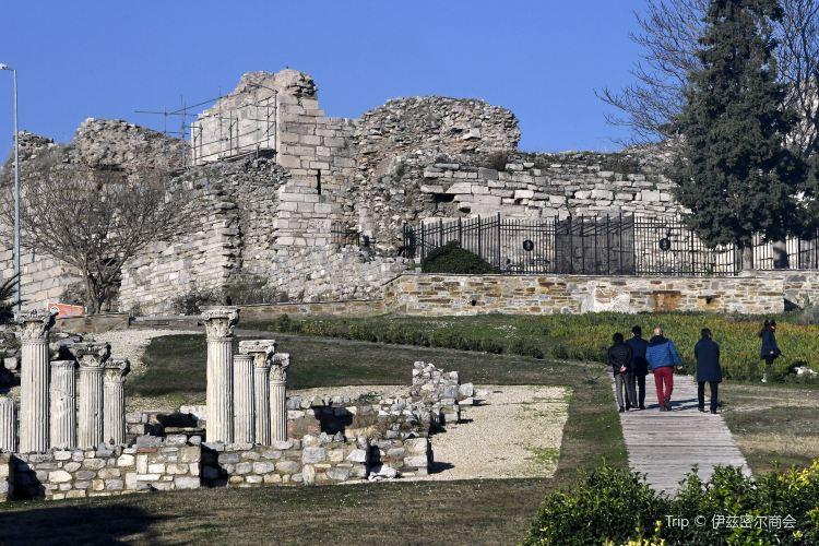 Kadifekale Castle3