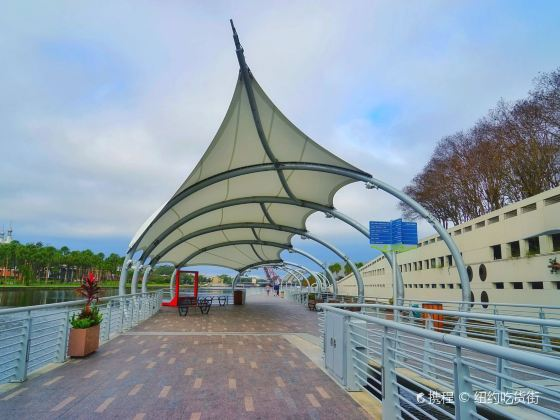 MacDill Park on the Riverwalk