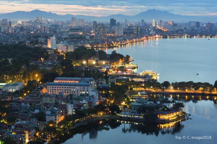 Hanoi West Lake3