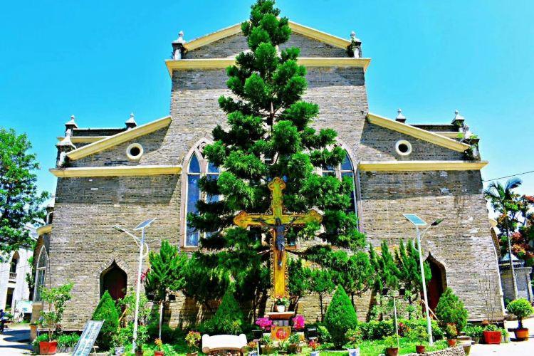 판촨푸 천주교 성당4
