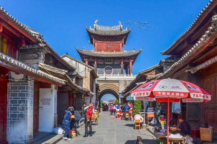 Weishan Ancient City3