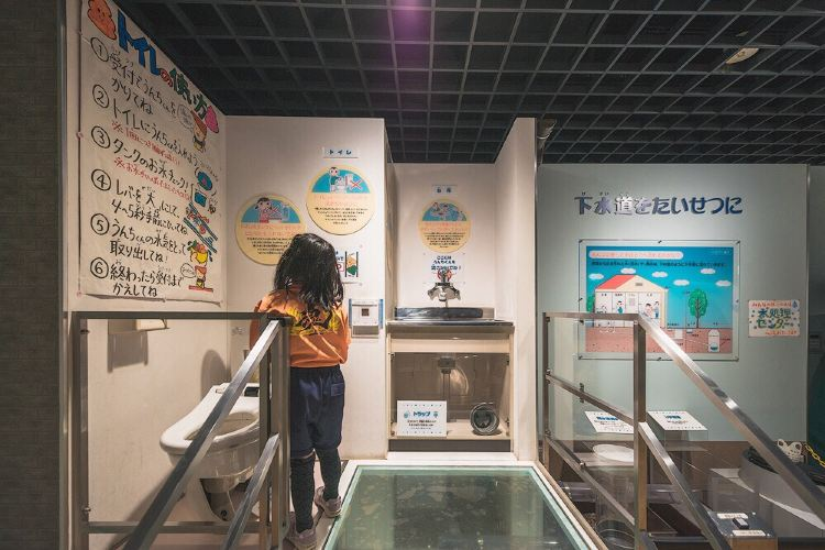 Waterworks & Sewerage Science Museum4