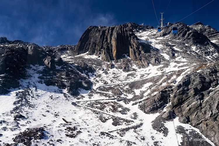 Yulong Snow Mountain Cableway1