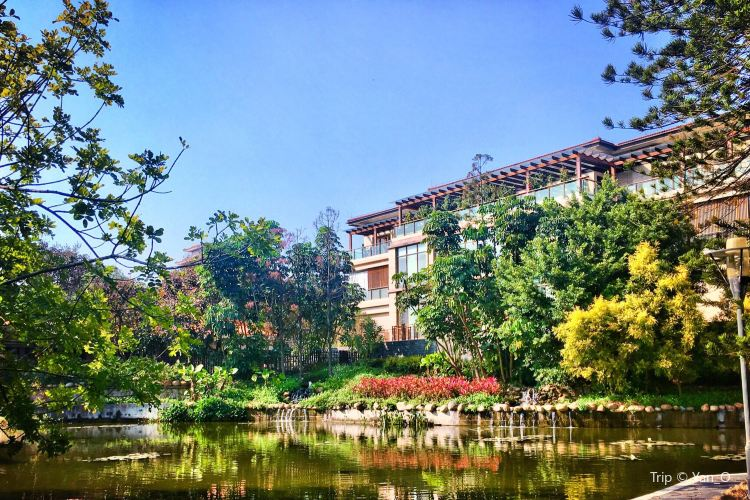 Zhongshan Hot Spring Resort1