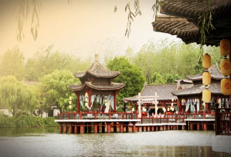 """Along the River During Qingming Festival"" Scenic Area"