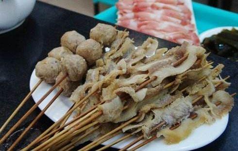 江南東道煮火鍋(松原大路店)