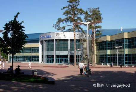 Ice Palace, The
