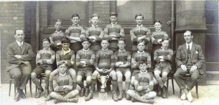 Choet Visser Rugby Museum3