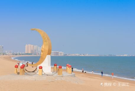 China Haiyang International Sand Sculpture Art Park (North Gate)
