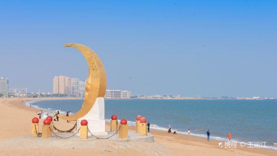 China Haiyang International Sand Sculpture Art Park (North Gate)