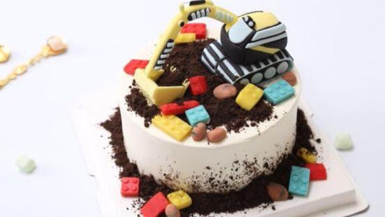 哢卟哢卟蛋糕(西溪印象城店)