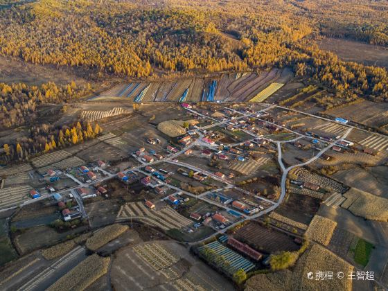 Changbai Mountain Historical and Cultural Park