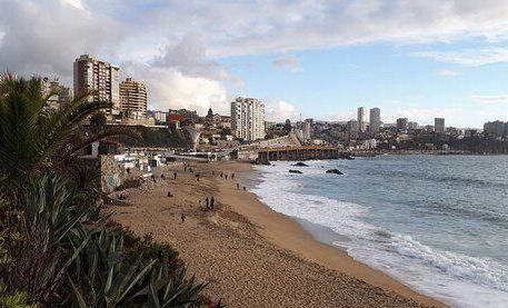 Playa Caleta Abarca