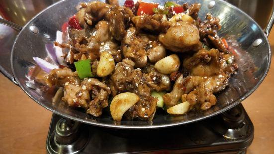 老媽燒菜館•牛板筋大王(天津路店)